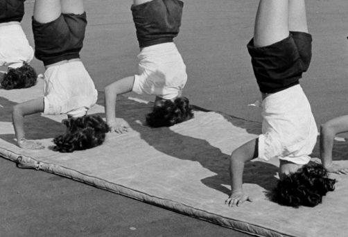 Beginnen met yoga in 4 lessen